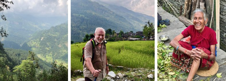 Blog: Trekking in Nepal