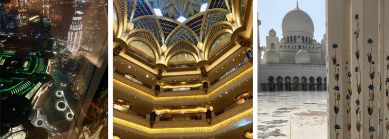 Blog: On Our Way to India #3 . . . Goodbye Dubai . . .